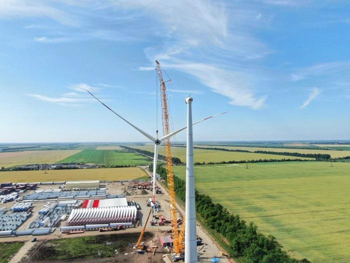 La firma rusa Rosatom se afianza en el segmento eólico con el proyecto de instalar 1GW hasta 2023