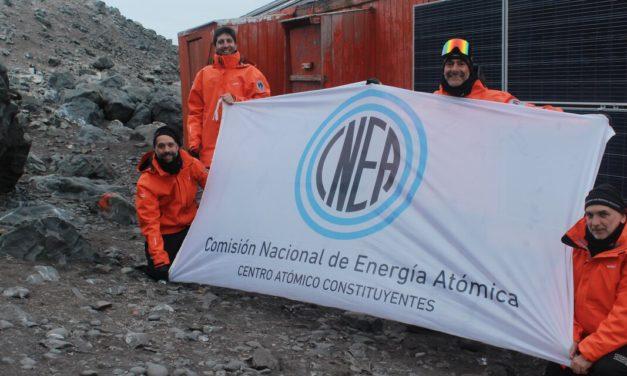Sistema fotovoltaico con baterías hace frente al frío austral: cómo es la nueva instalación solar de la Base Antártica Carlini