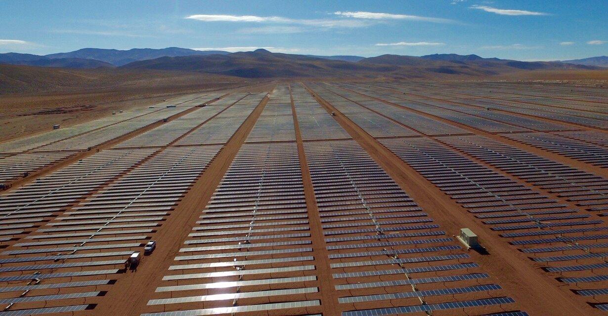 Jujuy planea ampliar el parque fotovoltaico «Cauchari» hasta 1000 MW y complementarlo con termosolar