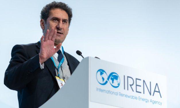 La Camera de IRENA: «Los mercados financieros e inversores cambian el capital por activos sostenibles»