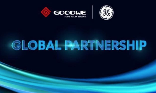 Goodwe consigue contrato de licencia exclusivo con General Electric para ventas globales