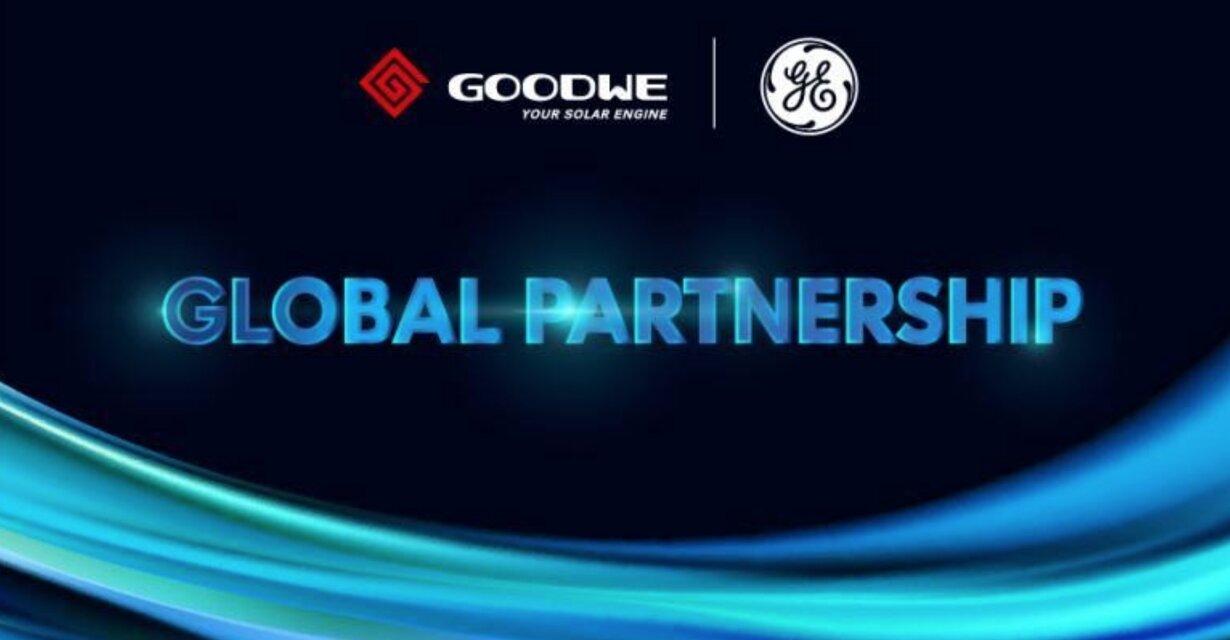 Goodwe consigue contrato de licencia exclusivo con General Electric para ventas globales