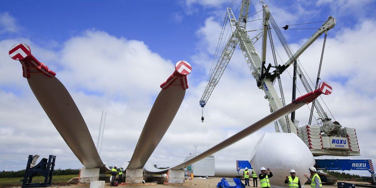 Exceptuados de la cuarentena se retoma la construcción de los proyectos de energías renovables en Argentina