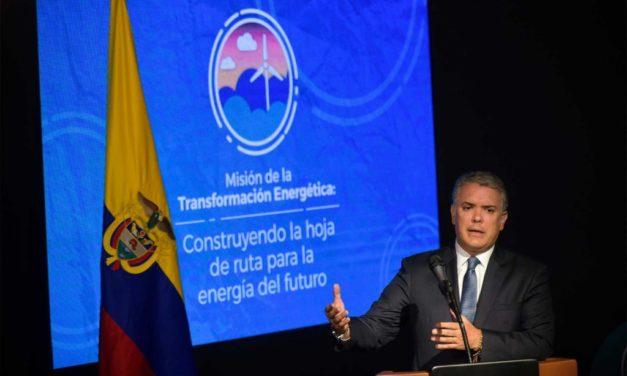Colombia: La «misión energética» presenta documentos clave sobre el marco regulatorio que impacta sobre energías renovables
