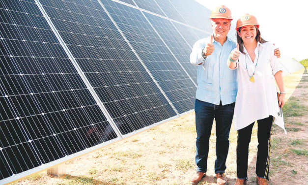 El 98% de los proyectos presentados ante la unidad de planeación de Colombia son de energías renovables