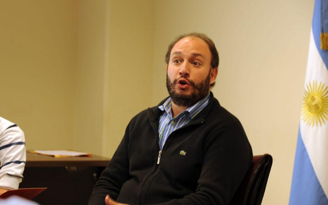 En el nuevo organigrama Guillermo Martín regula energías renovables pero como Director Nacional de Generación Eléctrica
