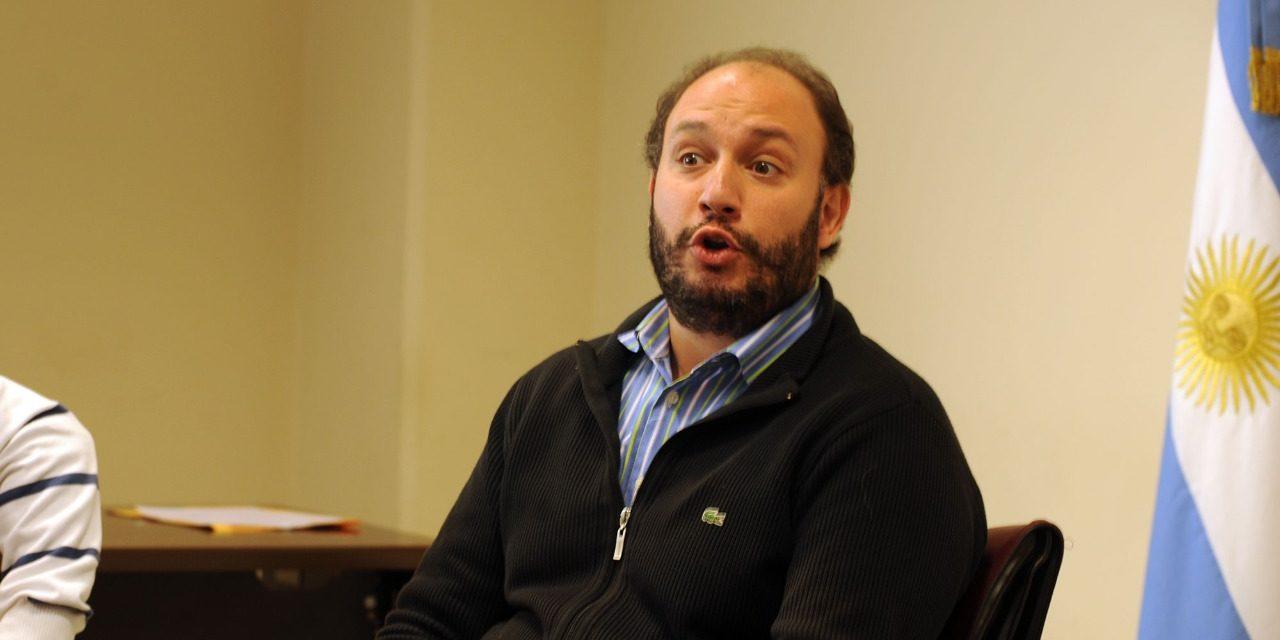 Designaron oficialmente a Guillermo Martín como Director Nacional de Energías Renovables