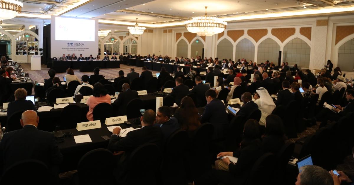 IRENA posterga la 19ª reunión del Consejo de Administración para principios de noviembre