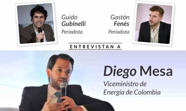 Diego Mesa analizará mañana las perspectivas de las energías renovables en un webinar de Energía Estratégica