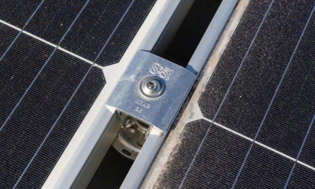 El fabricante S-5 se prepara para exportar estructuras metálicas a techos solares de Latinoamérica