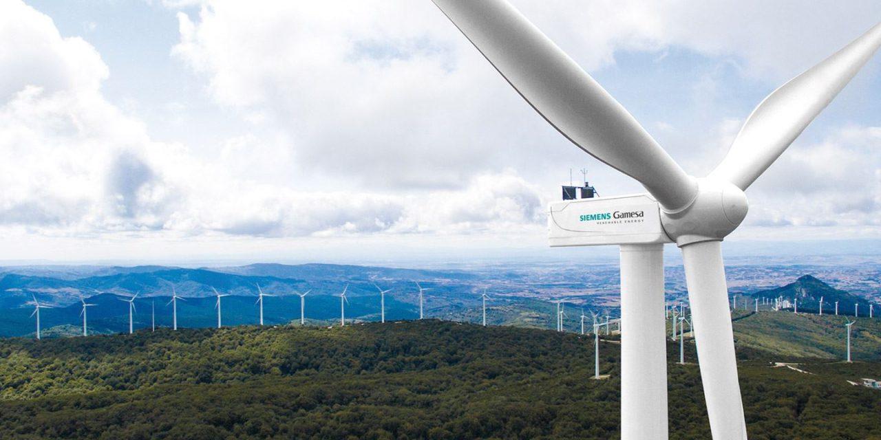 Siemens Gamesa cerró contrato en Brasil con AES para instalar su nueva plataforma 5.X