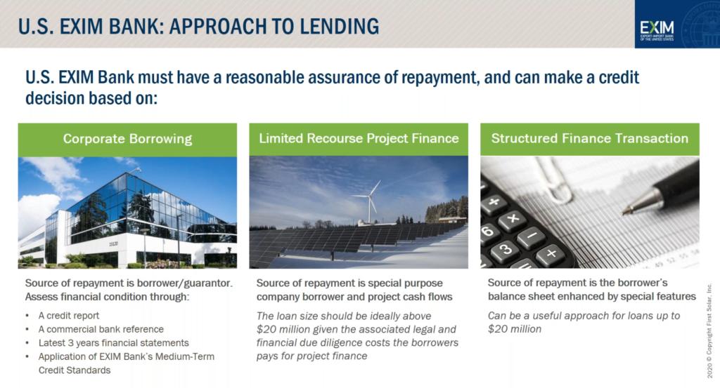 Enfoque de préstamos