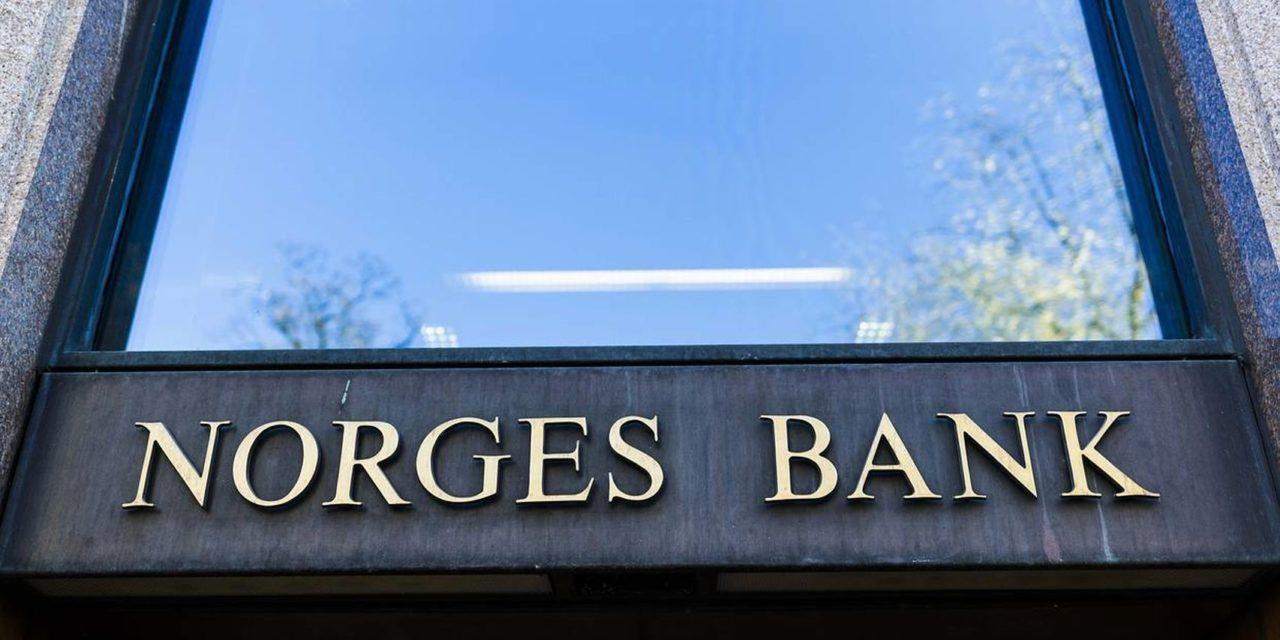 Fondo soberano noruego excluyó a compañías petroleras en su cartera para apostar por proyectos bajos en emisiones