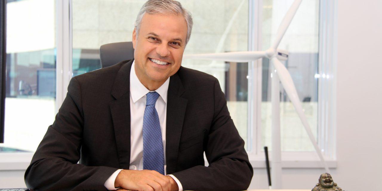 """Rogerio Zampronha: """"En 2019 Vestas conectó a la red el 43% de la potencia eólica instalada en América Latina"""""""