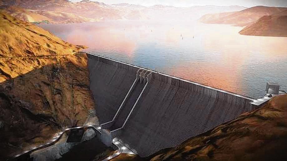 Con un tercer desembolso la hidroeléctrica Portezuelo del Viento reafirma el llamado a licitación en Mendoza