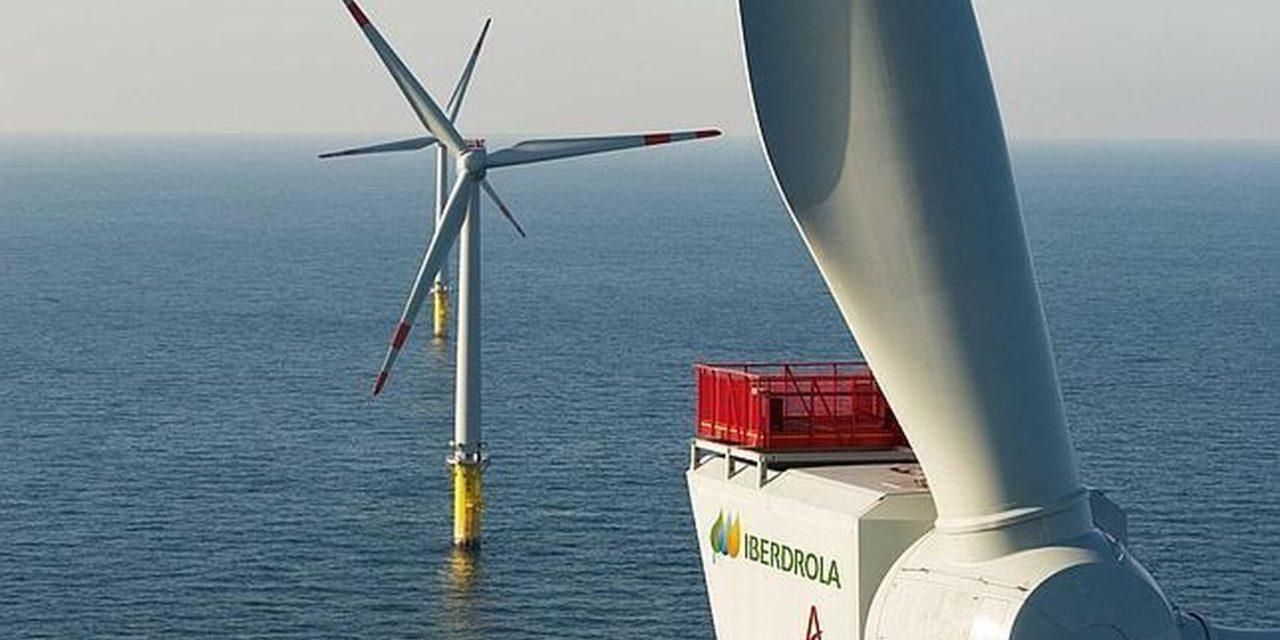 Iberdrola subastará en Inglaterra un parque eólico offshore de 6,1 GW