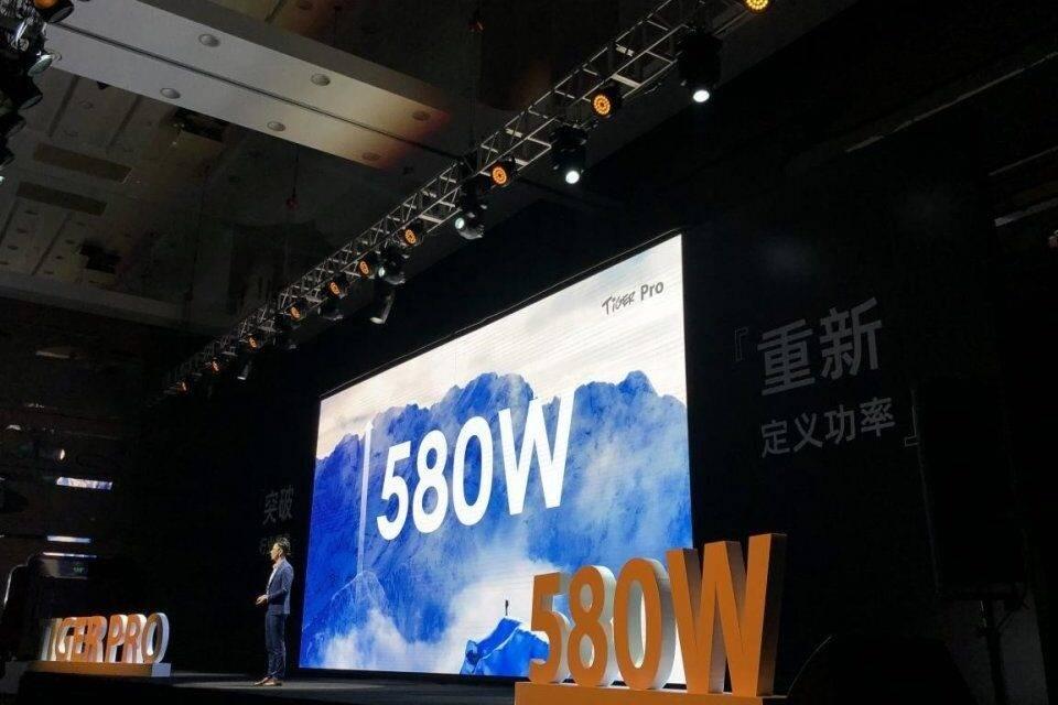 JinkoSolar busca dominar el mercado con su nuevo módulo Tiger Pro de 580W