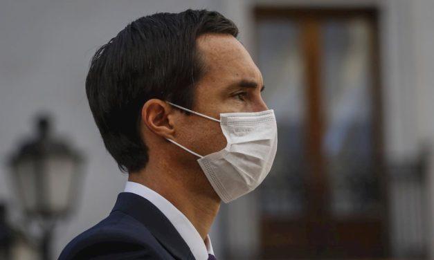El ministro de energía Juan Carlos Jobet dio positivo de coronavirus