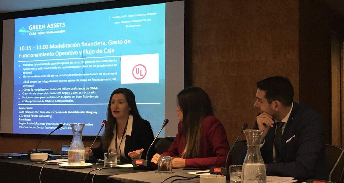 """Johanna Gómez de CIFI: """"Project Finance seguirá liderando la forma de apalancar proyectos de energía renovable"""""""