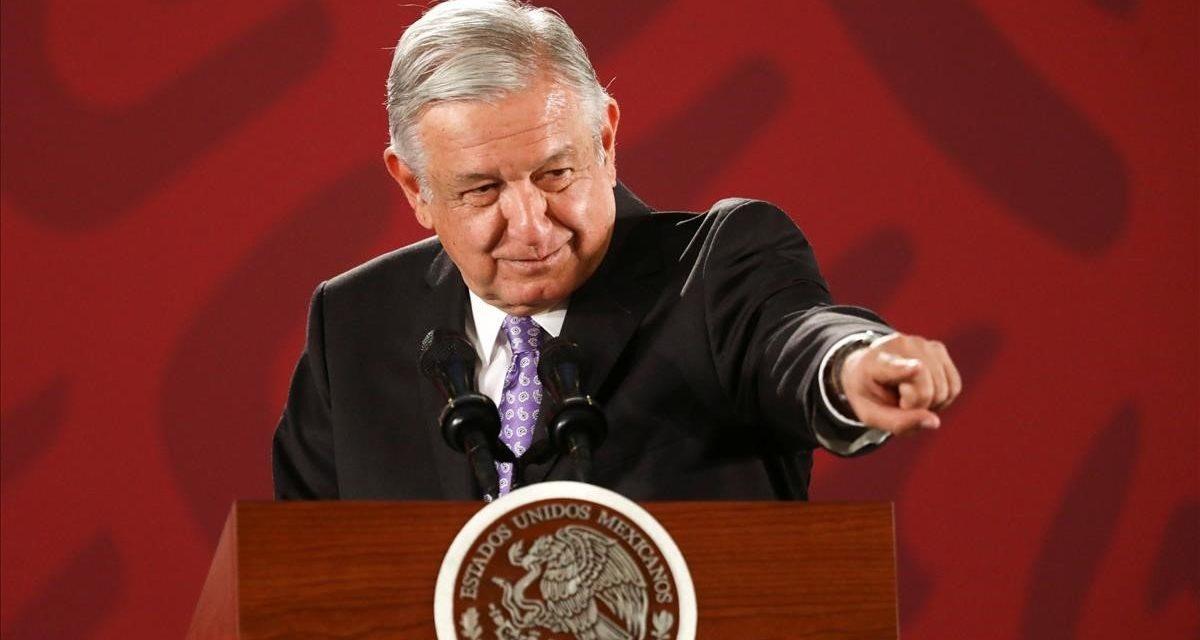 López Obrador: «No estamos en contra de la generación de energías limpias»