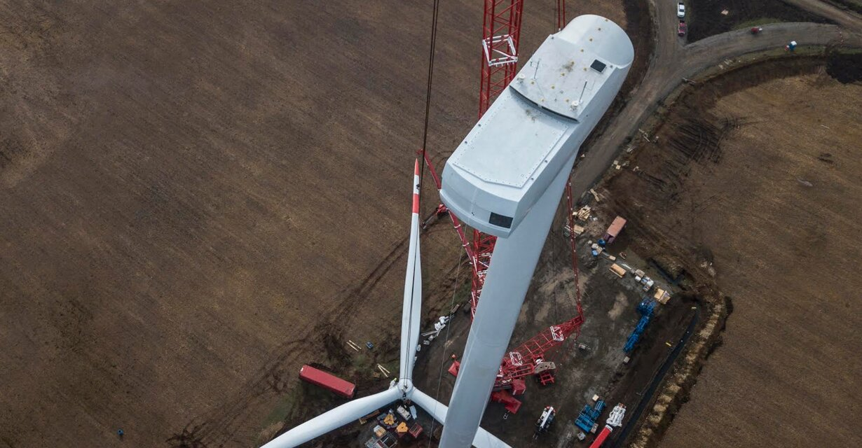 Mainstream asegura la conectividad de cinco parques de energía renovable al sistema eléctrico chileno