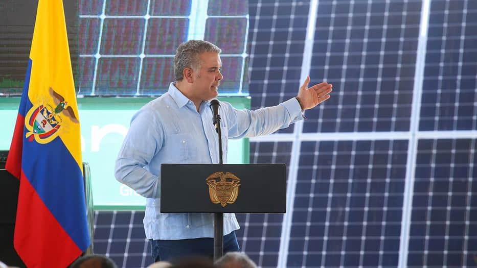 Por el desarrollo de las renovables, Colombia es el país de Latinoamérica con mayores avances hacia la transición energética