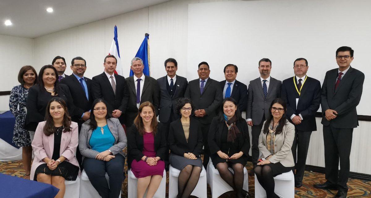 Ocho países miembros del SICA acordaron financiamiento para recuperar crecimiento del sector energético
