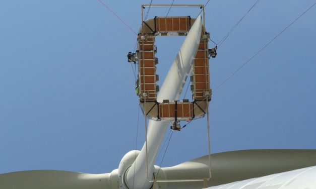Tecnovex aumentó su volumen de negocios durante la cuarentena para el mantenimiento de nuevos aerogeneradores en el Cono Sur
