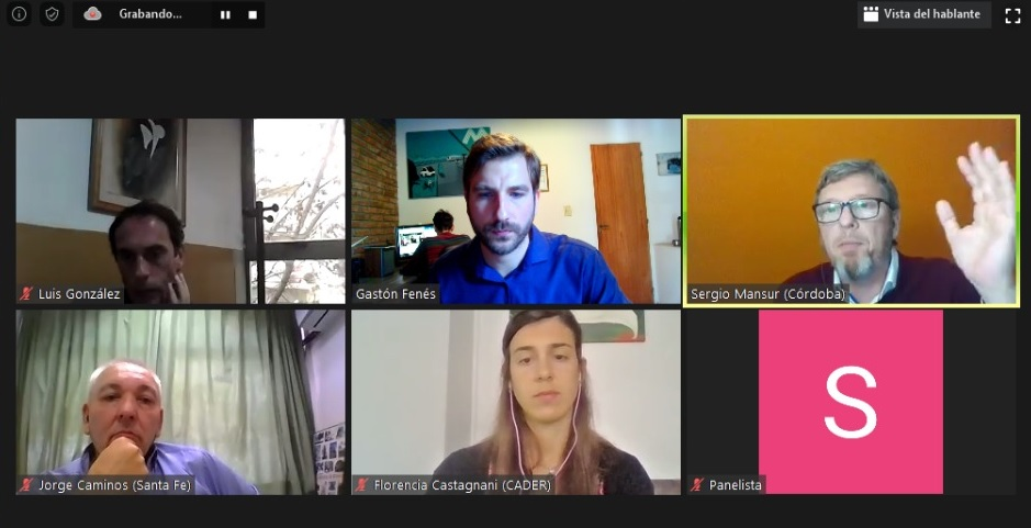 El video del webinar: la visión de Santa Fe, Córdoba y Buenos Aires sobre el desarrollo de las energías renovables