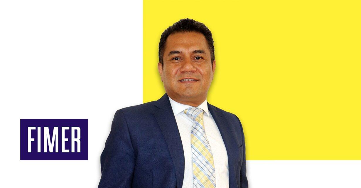 """César Alor, Country Manager de FIMER en México: """"Los inversores híbridos están tomando mucha importancia en el mercado"""""""