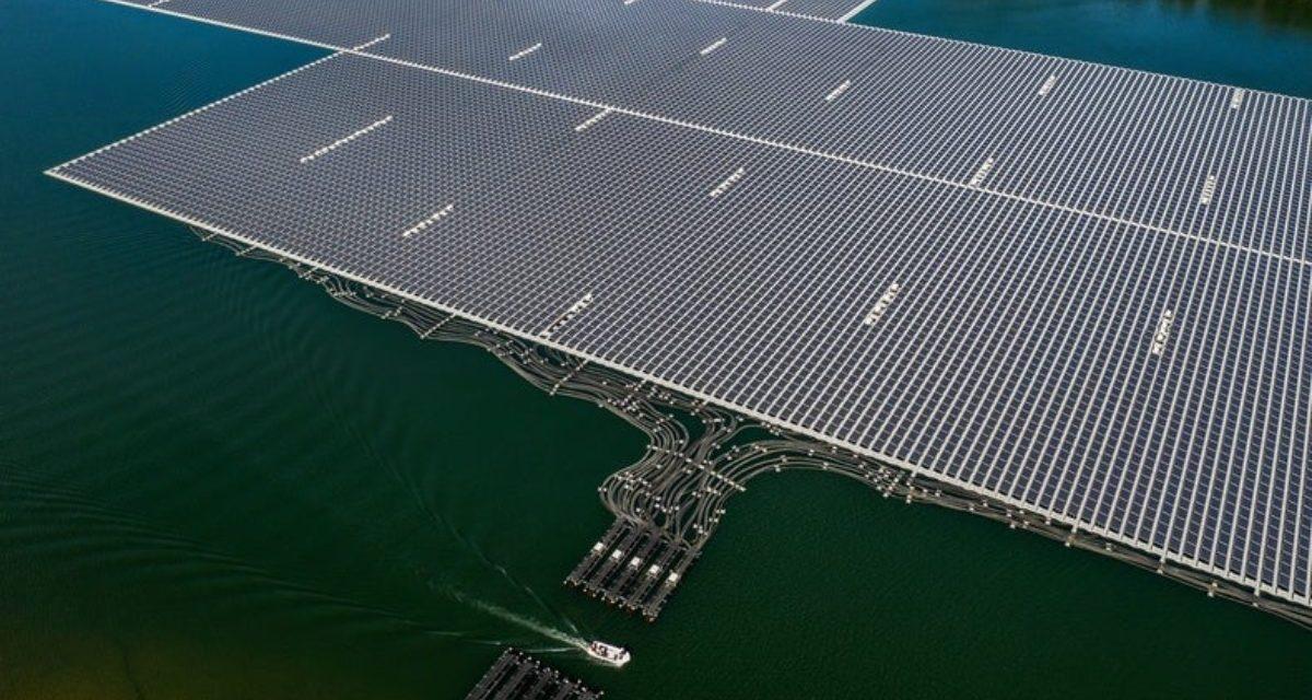 DNV desarrolla un proyecto para profundizar sus operaciones en la energía solar flotante