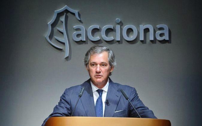 Presidente de Acciona reclamó medidas para descarbonizar economías en una cumbre con líderes mundiales