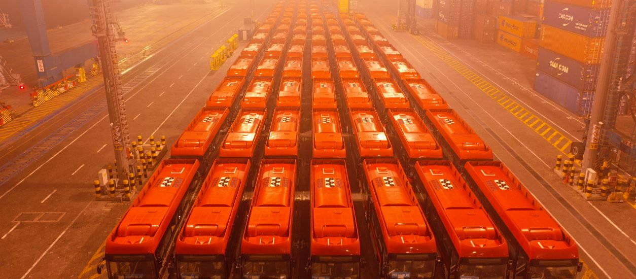 Ministerio de Transporte de Chile confirma ingreso de buses eléctricos