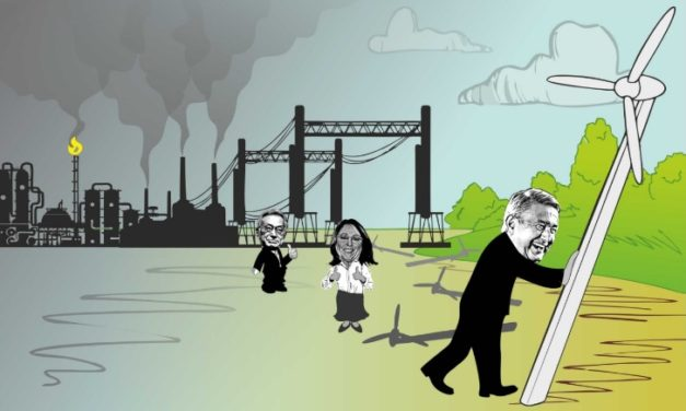 Diputados lanzaron consulta pública digital para mostrar descontento social ante el freno oficial de las energías renovables