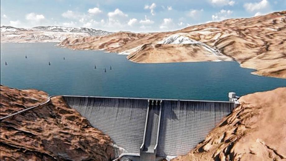 Mendoza quiere mantener la fecha de licitación de la represa Portezuelo del Viento, a pesar del revés del Gobierno argentino