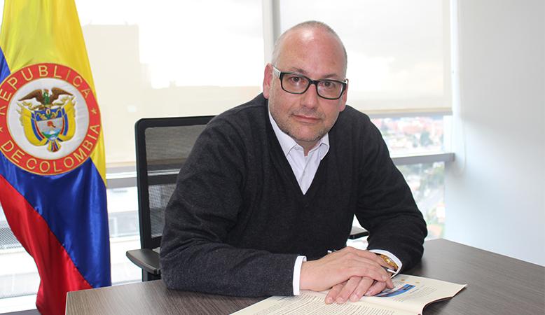Suárez designó a Christian Rafael Jaramillo Herrera como director de la unidad administrativa de la UPME