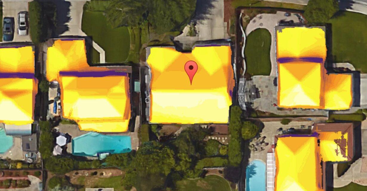 Google presenta en Latinoamérica herramienta de potencial ahorro con paneles solares