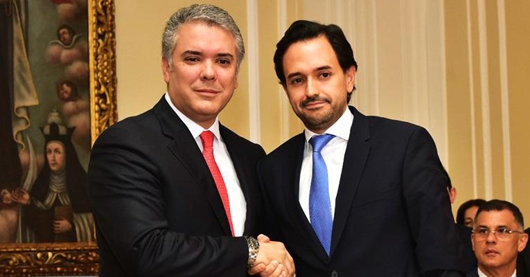 Sorpresa: Mesa es el nuevo ministro de Minas y Energía de Colombia y se baraja un nombre para su reemplazo en el Viceministerio