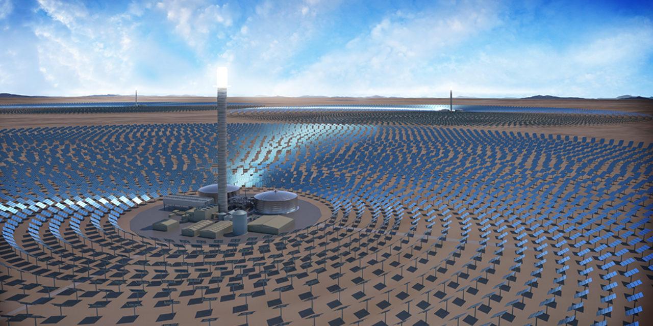 La energía solar concentrada se posiciona entre las fuentes de energías renovables que mayor competitividad han ganado