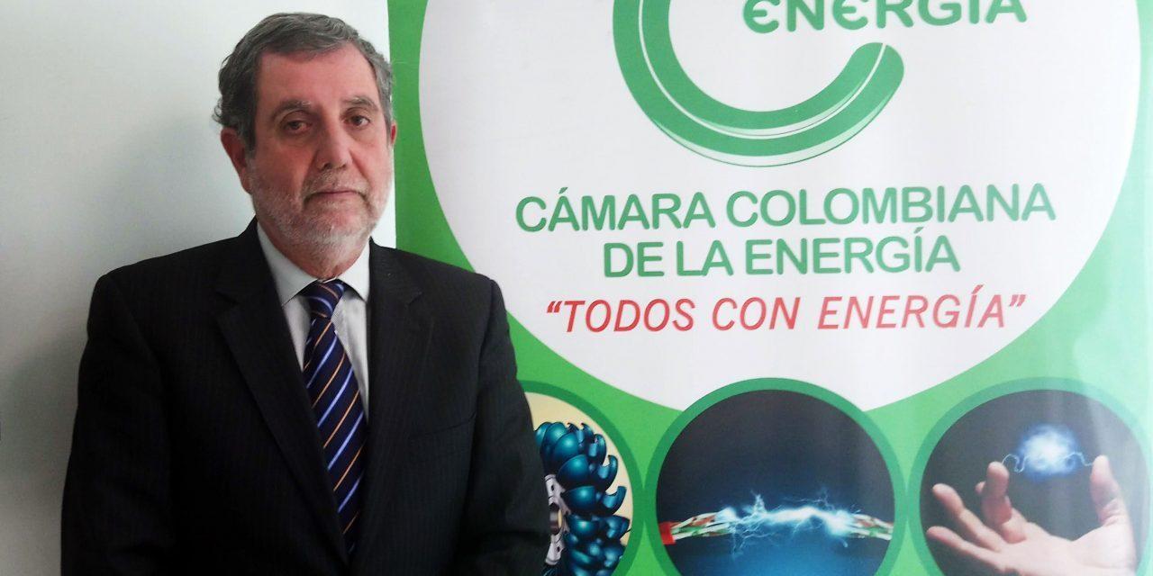 """Zarruk: """"Esperemos que los proyectos de renovables puedan avanzar y no tengan que hacer uso del argumento de la fuerza mayor"""""""