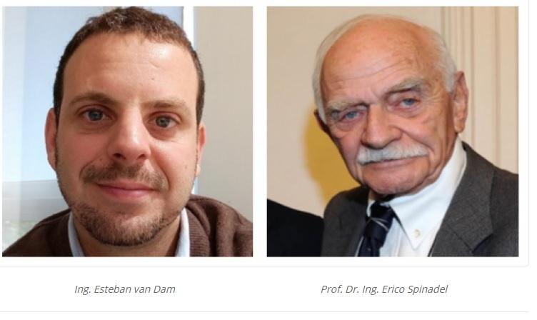 AAEE honrará la memoria de Érico Spinadel como embajador del viento y al Ing Esteban Van Dam