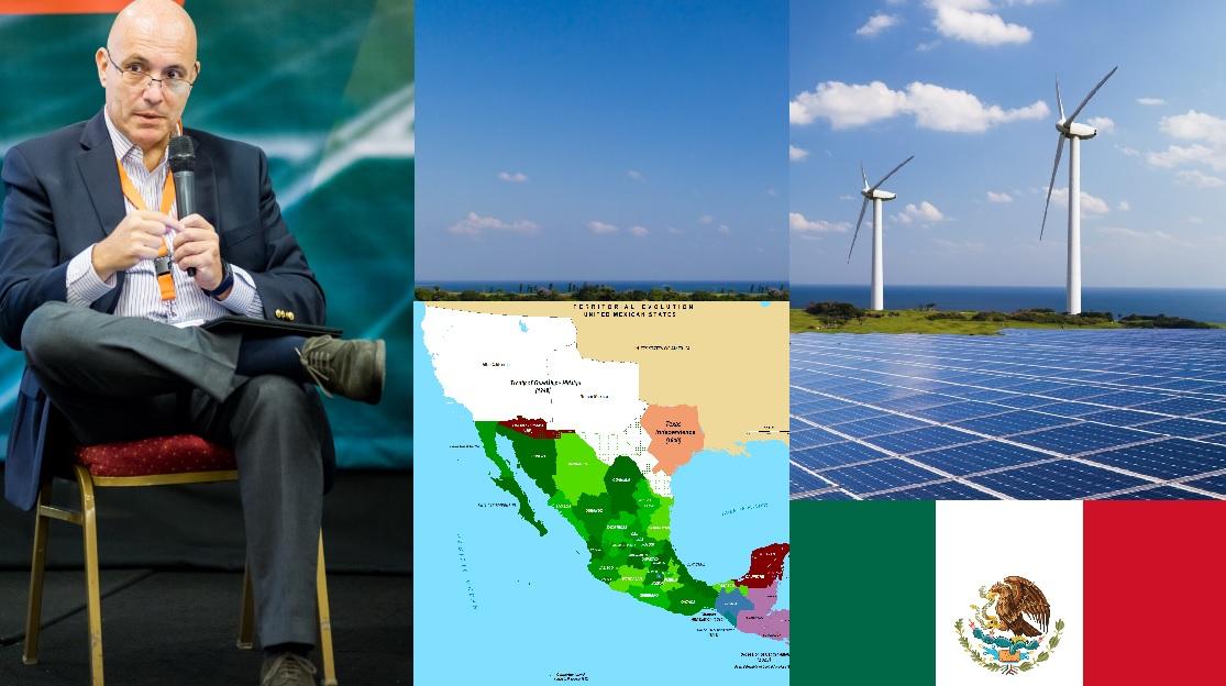 México: Energías renovables, interrogantes y relato