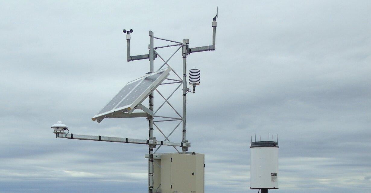 Así son las torres de medición de recurso que trabaja Tecnovex en proyectos solares que ganaron licitaciones en Argentina