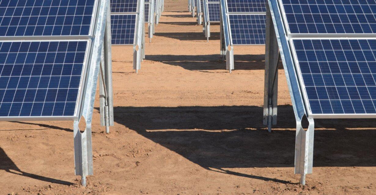 Tonka Solar diseñó un innovador sistema que agiliza la instalación de sus estructuras 100% nacionales