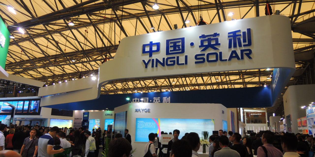 En la última fase de su reestructuración Yingli toma carrera en el mercado fotovoltaico latinoamericano
