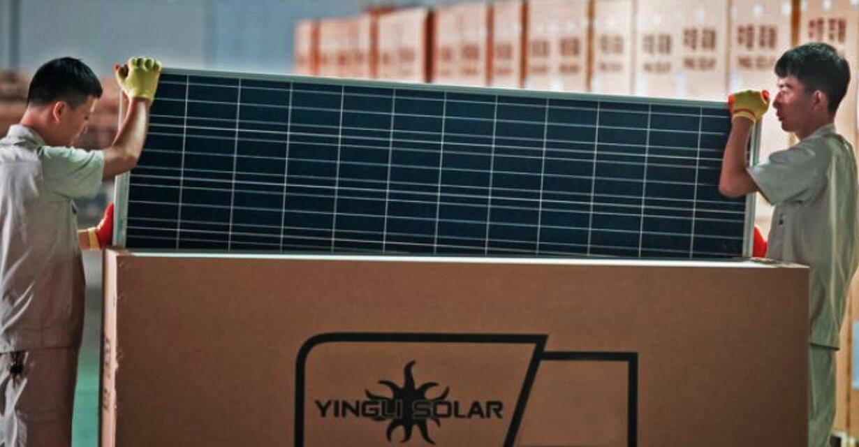 Yingli acelera su estrategia de inversión: duplicará su capacidad de producción a 2021 y apostará al reciclaje de módulos solares