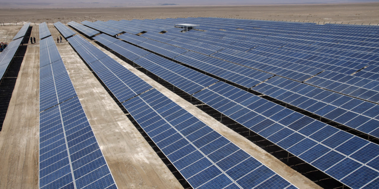 Ocho empresas adjudicadas para instalar energías renovables en inmuebles fiscales de Chile