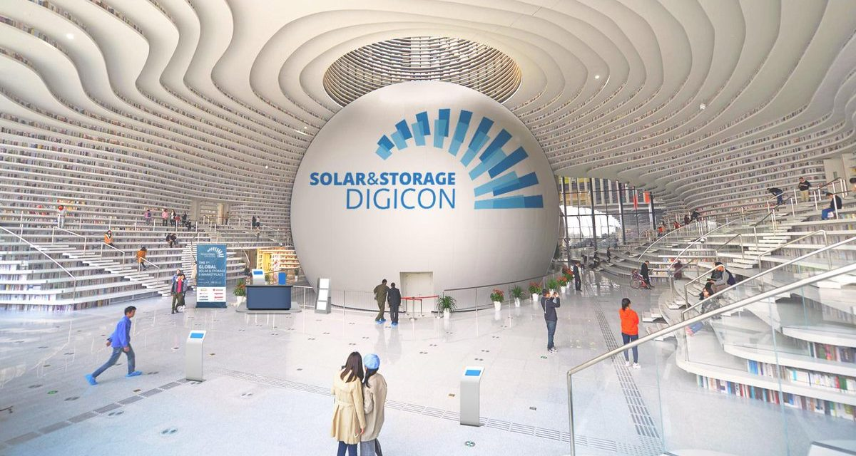 GoodWe mostrará sus inversores en la exposición virtual Solar & Storage DigiCon