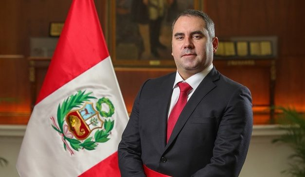 Rafael Belaunde juró como nuevo ministro de Energía y Minas de Perú