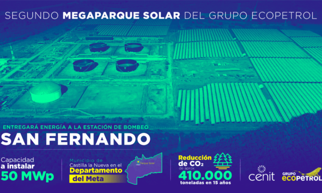 Camino a 300 MW renovables: Ecopetrol cierra mañana su subasta por el parque solar